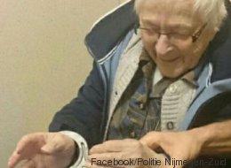 À 99 ans, elle convainc la police de l'arrêter