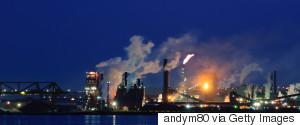 POLLUTION CANADA