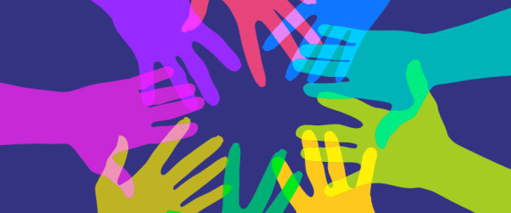 DIVERSITY HANDS CIRCLE