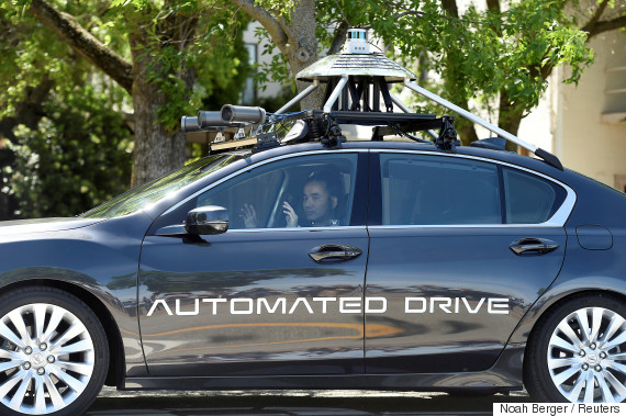 autonomous driving vehicle