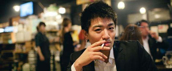 JAPAN SMOKING