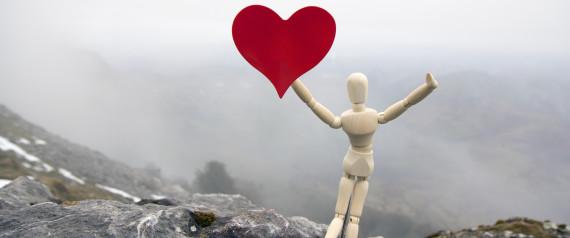 HEART FIGURINES