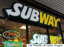 Subway Files $210-Million Lawsuit Against The CBC