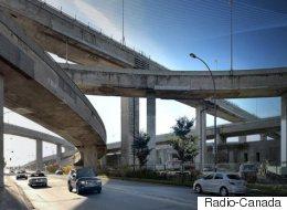 Infrastructures routières: de grosses sommes pour Montréal
