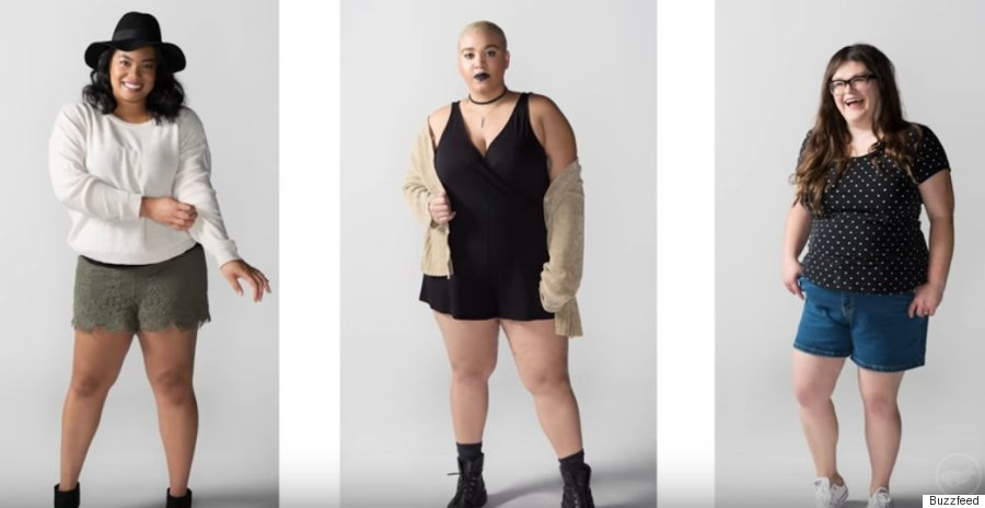 These Plus Size Women Break Fashion Rules For A Week
