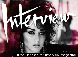 PICS: Which Singer Is Utterly Unrecognisible On Interview's March Cover?