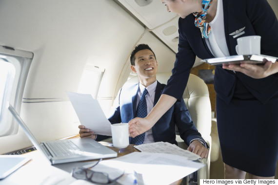 business plane laptop
