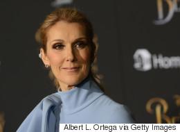 Céline Dion magnifique lors de première de «La Belle et la Bête»