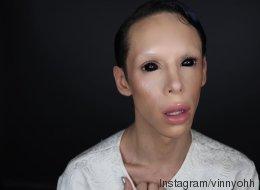 Il dépense 65 000 $ pour ressembler à un extraterrestre asexué