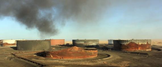 LIBYA PETROLEUM