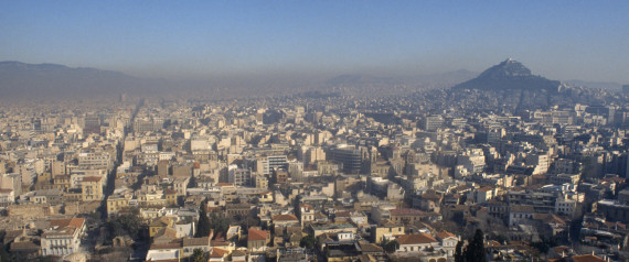 AIR POLLUTION ATHENS