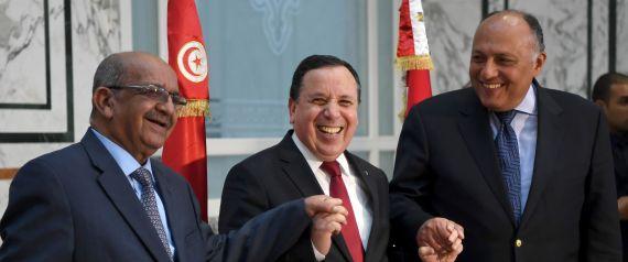 ALGERIA TUNISIA