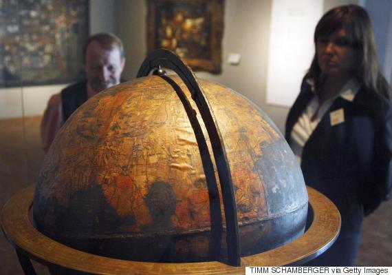behaim globe