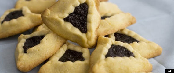 HAMANTASHEN COOKIES