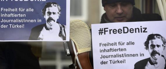 DIE WELT JOURNALIST TURKEY