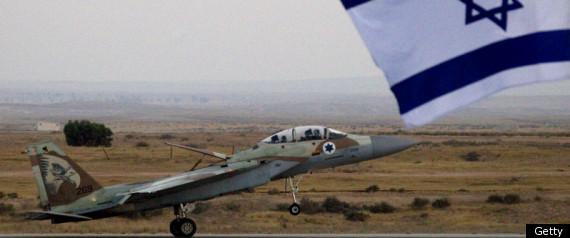 ISRAEL WARN US IRAN STRIKE