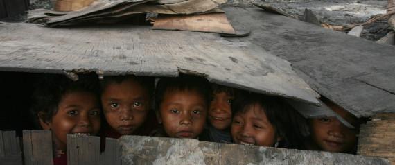CHILDREN INDUSTRIAL WASTE