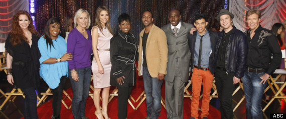 Dancing With The Stars Cast Season 14