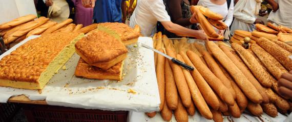 TUNISIA BREAD