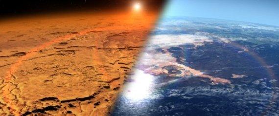 MARS ET PLANTE