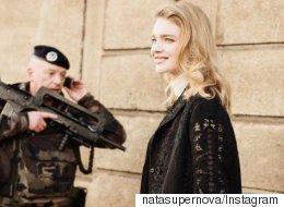 Cette photo de Natalia Vodianova fait fureur, voyez pourquoi