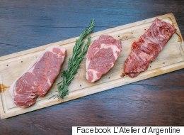 L'Atelier d'Argentine : Le bœuf argentin dans l'assiette des Montréalais