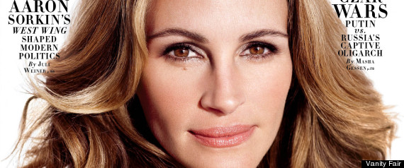 Julia Roberts On Vanity Fair: Actress Talks Kids, Celebrity Culture