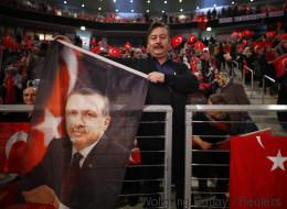 Liebe türkische Mitbürger, lasst euch nicht von Erdogan ausnutzen