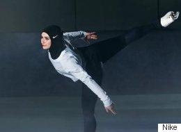 나이키가 무슬림 여성을 위해 '프로 히잡' 라인을 발표한 이유
