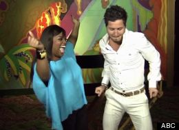 Sherri Shepherd On 'Dancing With The Stars': 'View' Co-Hosts Shows Off Her Partner, Dance Moves