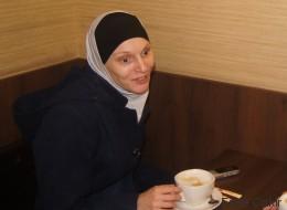 Blind, Muslimin, erfolgreich: