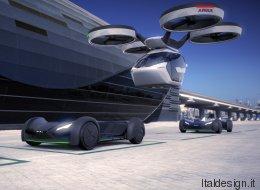 Airbus will den Stadtverkehr zum Fliegen bringen