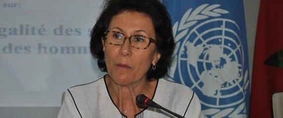 LEILA RHIWI ONU FEMMES