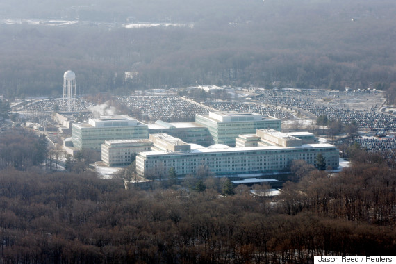 cia headquarters langley