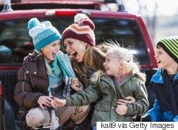 La relâche: plaisir pour les enfants, casse-tête pour les parents