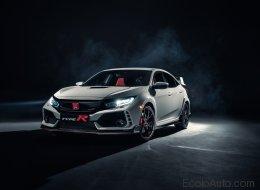 La Honda Civic Type R de production enfin dévoilée
