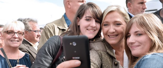 FRONT NATIONAL YOUNG PEOPLE