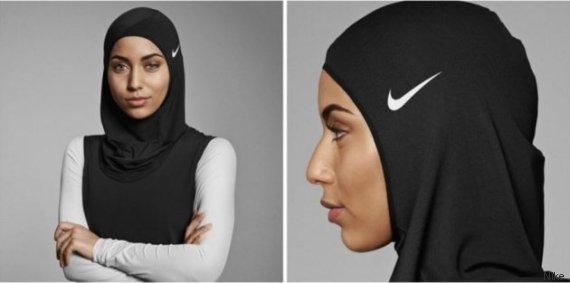 hijab nike