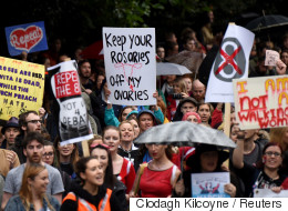 Why I'm Striking To Repeal The 8th