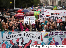 This International Women's Day, Stand Up For Abortion Rights