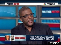 WATCH: Tyler Perry Joins Search To Find Missing Florida Men