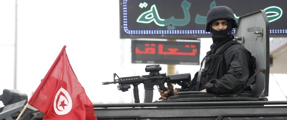 TUNISIA SECURITY