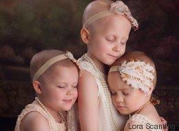 Keiner hätte gedacht, dass diese Mädchen drei Jahre später noch leben - so sehen sie heute aus