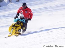 Le ski adapté: une autre façon d'avoir du plaisir en ski