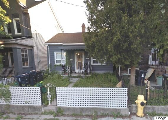 toronto house listing