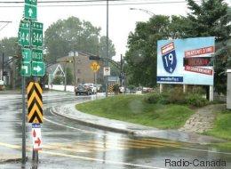 Campagne pour faire débloquer le prolongement de l'autoroute 19