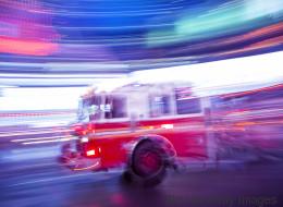 Environ 1000 bêtes périssent dans l'incendie d'une porcherie en Montérégie