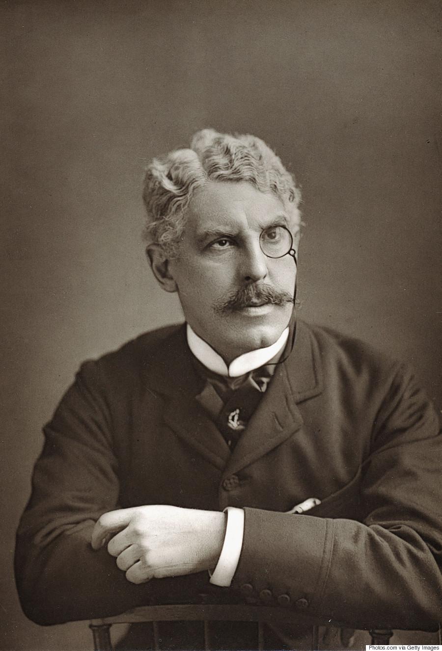 1800s monocle