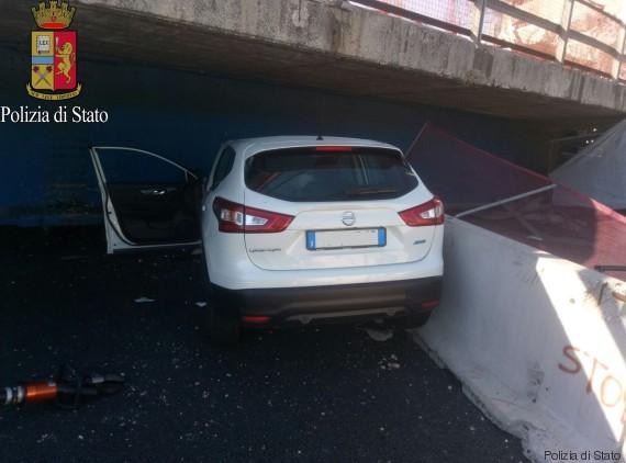 Crollo ponte autostrada A14, aperta inchiesta per omicidio colposo plurimo