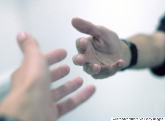 reach out help